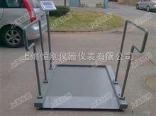 轮椅秤RS232接口医用轮椅秤价位