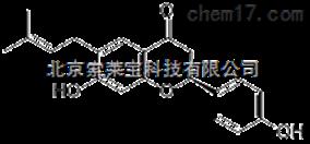 标准品补骨脂二氢黄酮/补骨脂甲素
