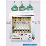 粗纤维测定仪--上海精隆