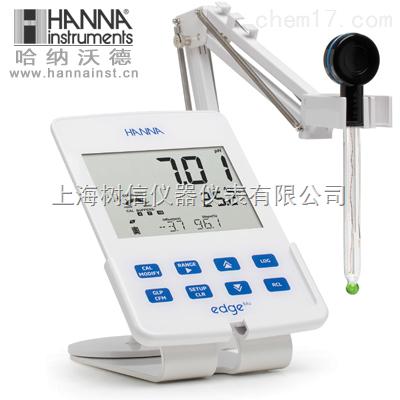 哈納HI2202具有藍牙系統酸度pH-溫度℃測定儀