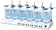 CJJ-931六聯磁力加熱攪拌器