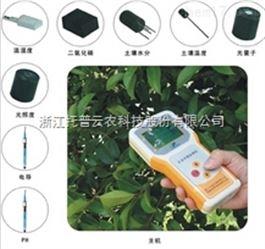多参数环境记录仪对农业环境的分析