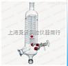 上海曼贤实验仪器玻璃仪器旋蒸用冷凝器,直式(厚壁)
