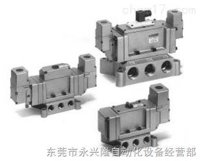 vp4150-104g-smc5通先导式电磁阀vp4150系列-东莞市图片