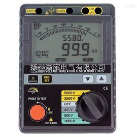 共立MODEL3125共立MODEL3125高压绝缘电阻测试仪