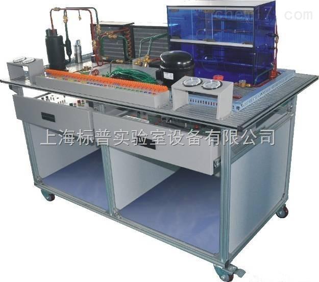 现代制冷与空调系统实训考核装置|制冷制热实训设备
