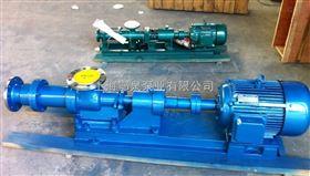 I-1B型不锈钢卫生浓浆泵