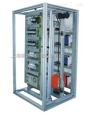 三层透明电梯实训装置|透明仿真电梯教学模型
