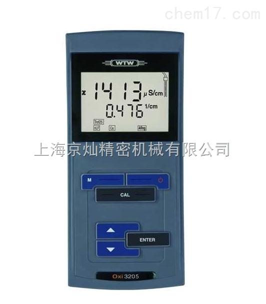 手持溶解氧测定仪Oxi 3205