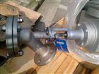 电动夹套保温放料阀BFL941Y