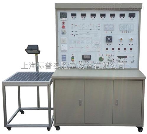 太阳能电源技术及其应用装置2|太阳能技术及应用实训装置