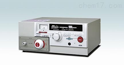 日本菊水tos5101耐压测试仪