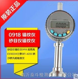 0918粗糙度仪厂家便携式粗糙度仪