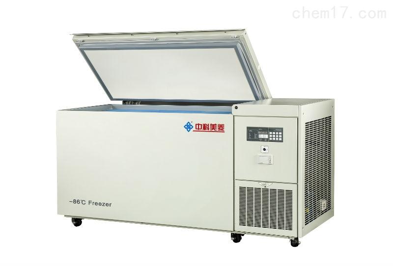 -10℃~-86℃卧式低温冰箱 产品展示