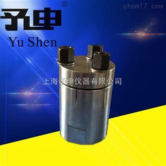 上海予申耐溫500℃ 壓強30Mpa水熱合成反應釜