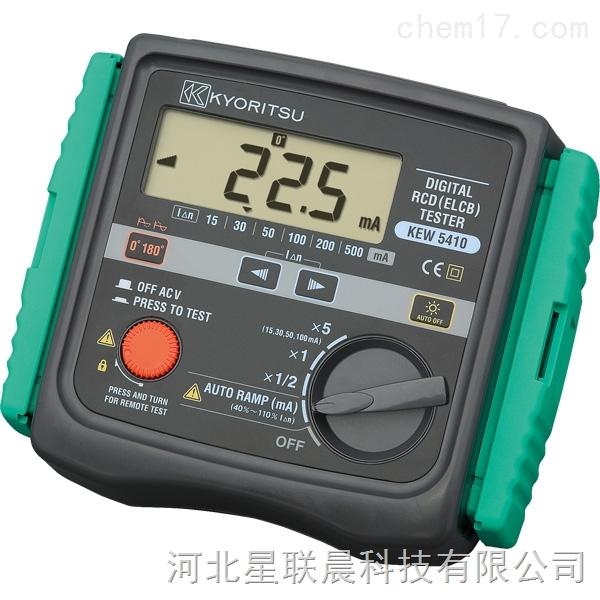 日本克列茨漏电开关测试仪总代理