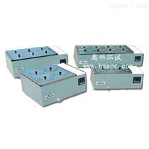 多列六孔系列电热恒温水浴锅