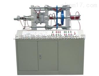 透明液压注塑机演示模型|模具专业实训室系列