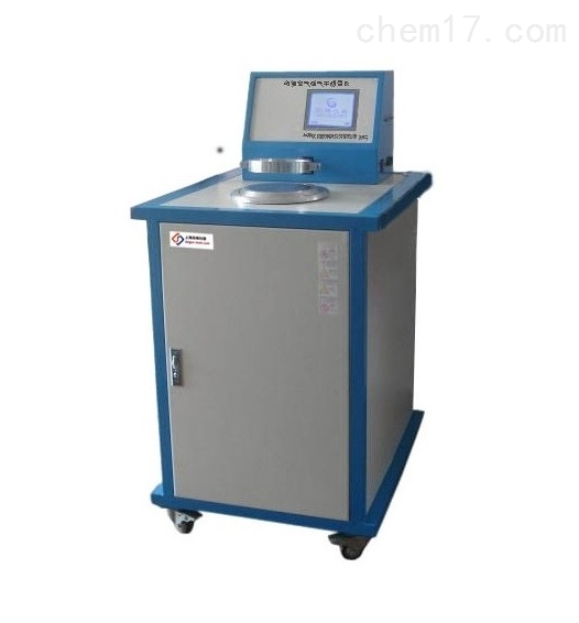 * 海绵空气透气率测定仪