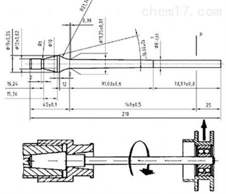 自动弯箍机的电路图