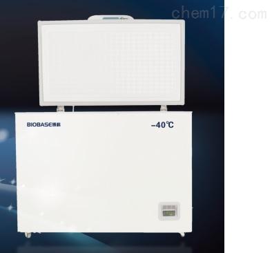 -40℃卧式低温冰箱