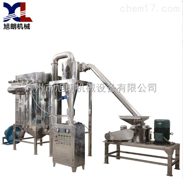 大型超微粉碎机组工厂高精度粉碎要求