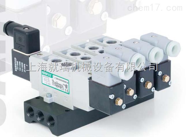纽曼蒂克L12系列电磁阀,汇流板209-379