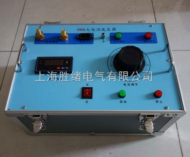 500A大电流升流器