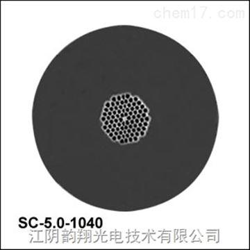 非線性光子晶體光纖