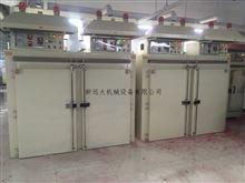 惠州钢化玻璃丝印烘箱,带闪报警烤箱,方杆锁焗炉