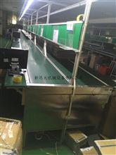 镀锌/不锈钢/铝合金/铁板等不同材质流水线厂家直销