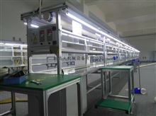 玻璃输送线,线材生产线,带看图板流水线订做