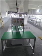 40米长铝合金架生产线,防静电木板台面工作台,