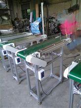精美耐用PVC皮带线,食品包装线,小型输送机