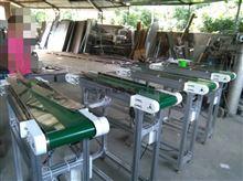 PVC皮带小型流水线工厂直订,铝合金小生产线