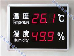 审讯温湿度显示屏