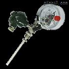 带热电偶(阻)温度变送器的双金属温度计 WSSP-381