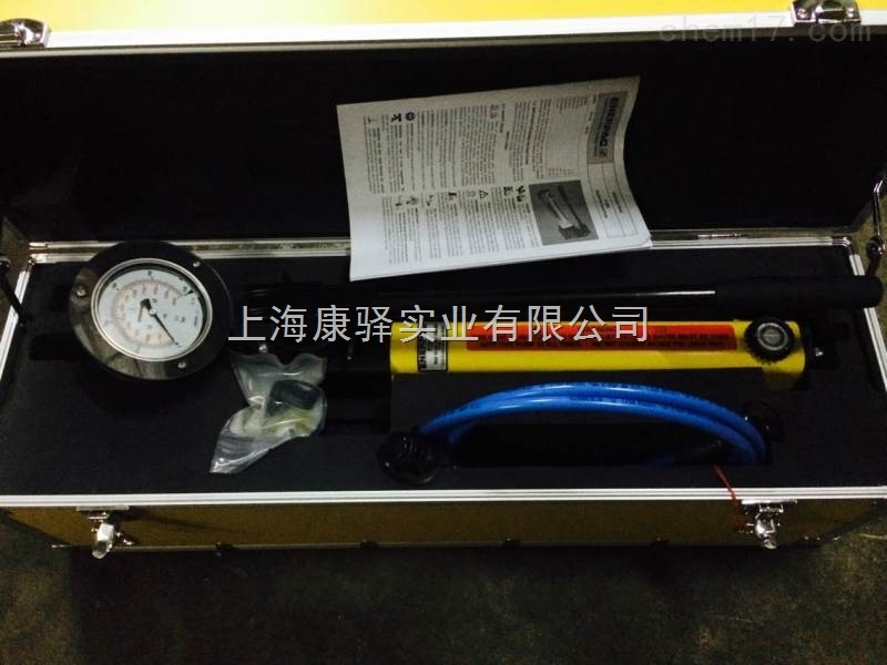 恩派克高压手动泵