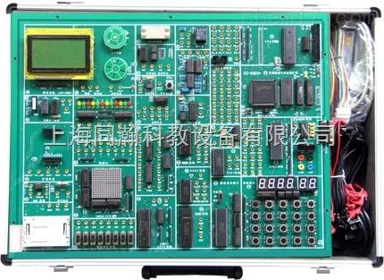 (4)实验开放性:实验电路单元尽可能独立开放,如开放式键盘, 开放式