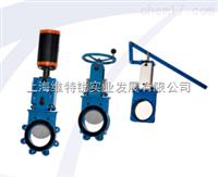 EBRO依博罗WB刀闸阀采用铸铁或球墨铸铁