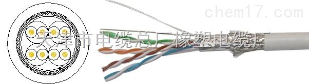 RS485屏蔽信号电缆 RS485屏蔽通信总线