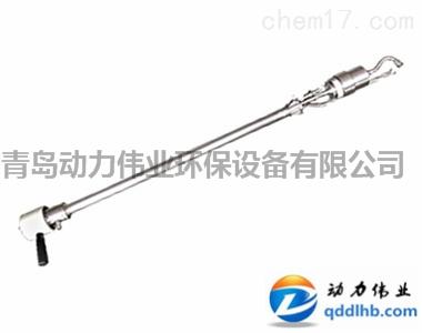 青岛动力智能废气氟化氢采样仪配套氟化氢采样枪使用方法采样标准