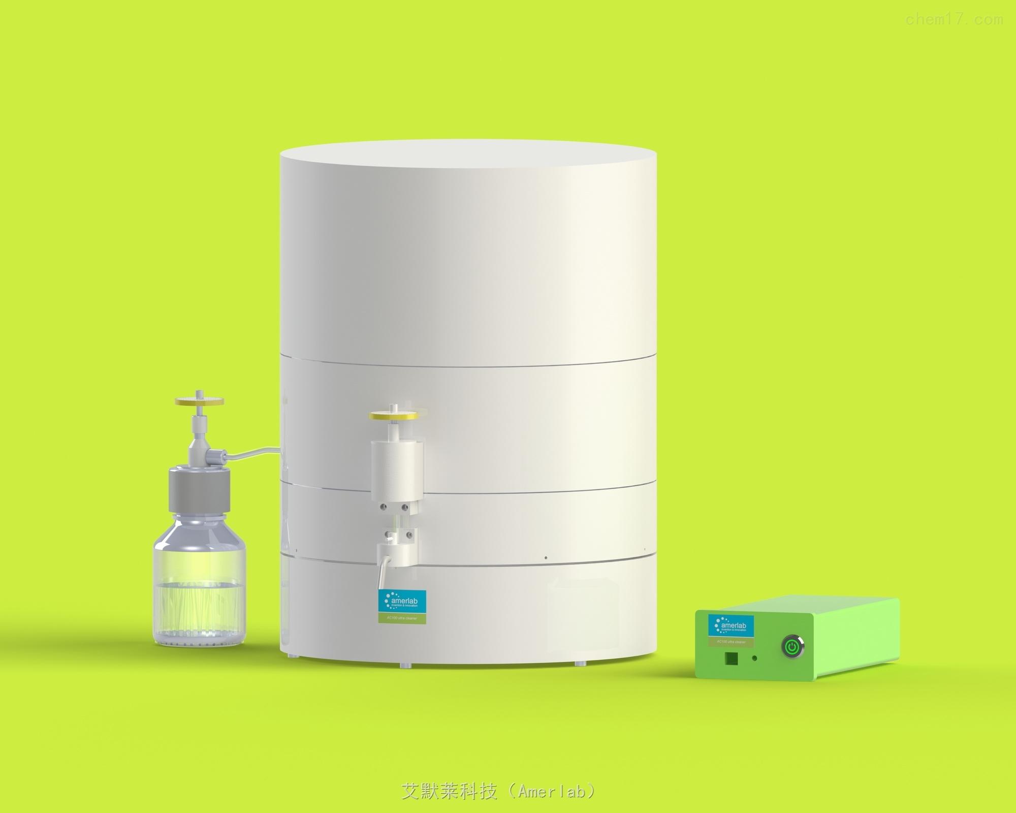 美国Amerlab艾默莱亚沸酸蒸超净清洗器AC100 plus