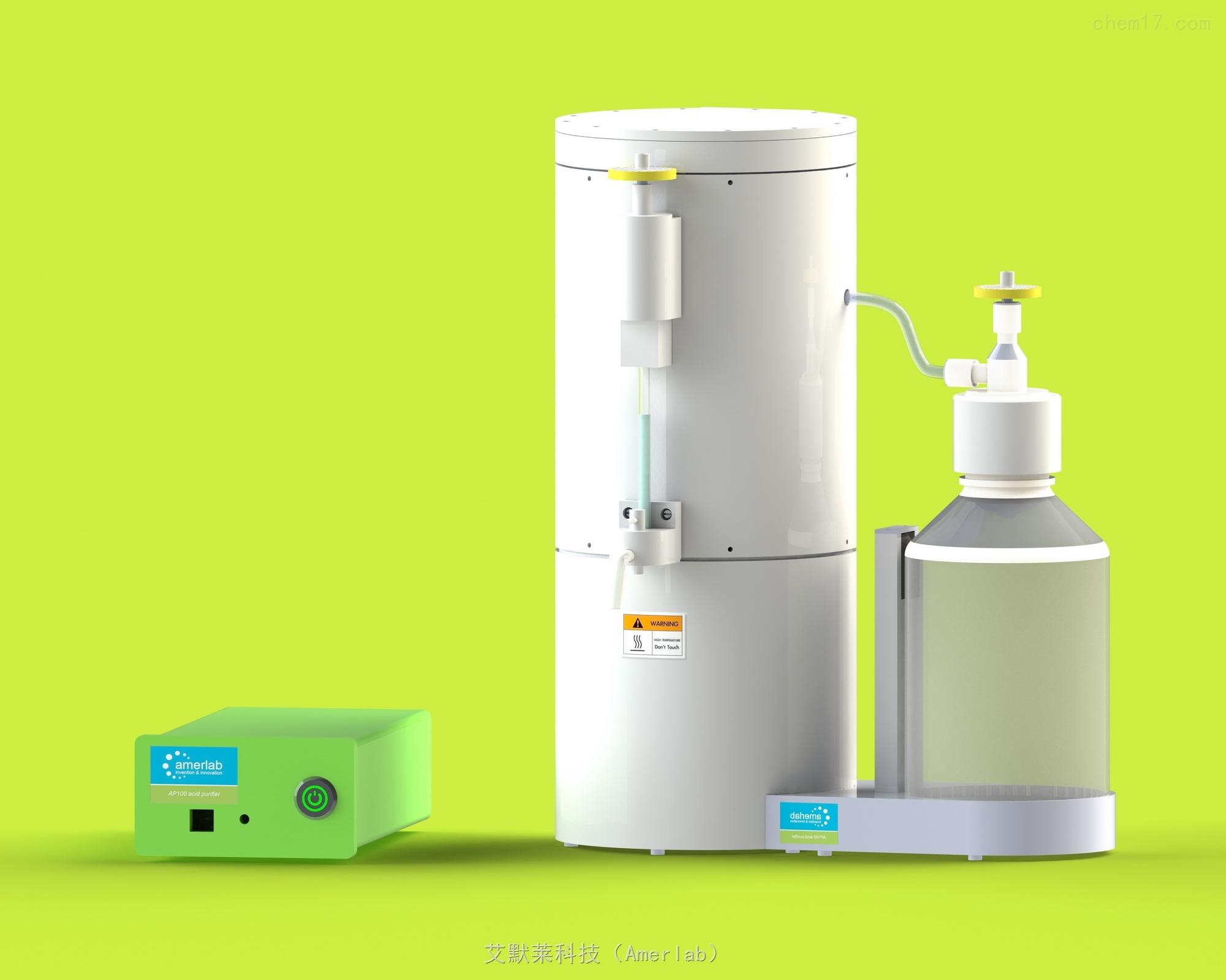 美国Amerlab艾默莱亚沸酸纯化器(水冷)AP100 simple