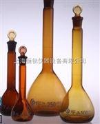 棕量瓶 A级 玻璃棕色容量瓶 茶色棕色定量瓶 摇瓶