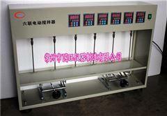 JJ-6D数显六联异步电动搅拌器