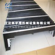 耐高温风琴式机床导轨防尘罩厂家