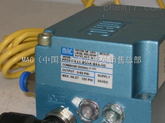 MAC電磁閥特價熱銷916B-PM-611JB係列
