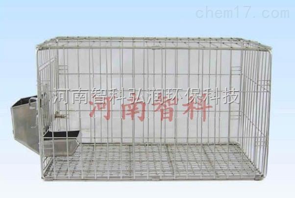 不锈钢兔笼、干养兔笼、二级兔实验笼