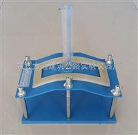混凝土砌块抗渗试验装置、砌块抗渗仪试验方法